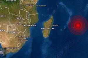 Un fuerte terremoto golpea la Isla Mauricio