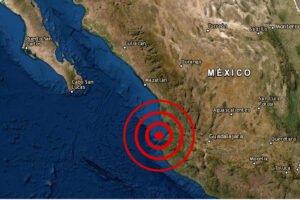 Fuerte sismo sacude Nayarit de México, dice el EMSC.