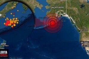 VIDEOS Alaska sufre terremoto de 8.2 que fue el más poderoso registrado desde 1965